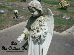 And The Children Die – A Poem about the Suffering Child