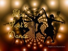 The Poets Dance – A Poem about How Life Inspires the Writer to Paint Pictures in Words