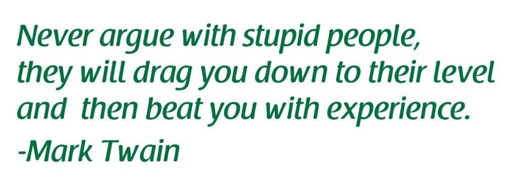 Mark Twain Wall Quotes