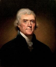 Photo ofThomas Jefferson