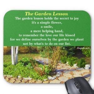 The Garden Lesson