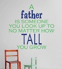 Father Card Sayings