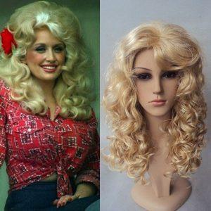 Dolly Parton Halloween Costume
