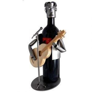 Country Singer Wine Holder