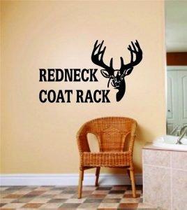 Redneck Coat Rack